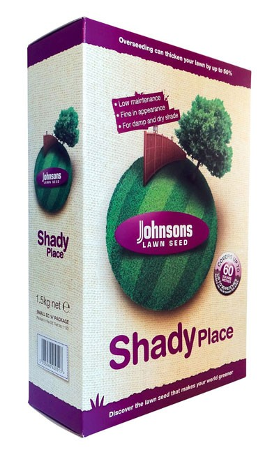 Shade Tolerant Grass Seed