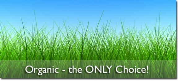 Organic Fertiliser - the only choice