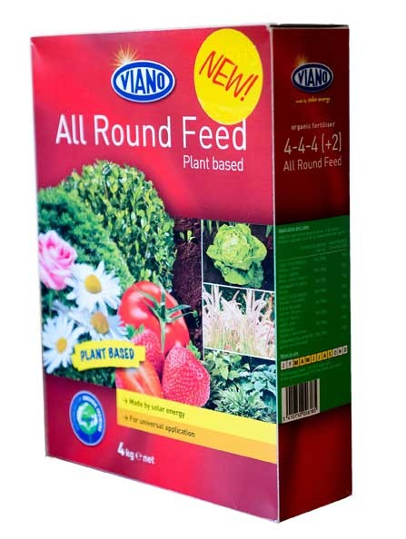All Round Feed 4kg