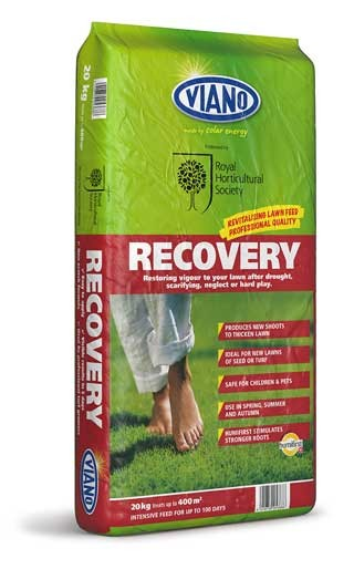 Recovery Organic Fertiliser