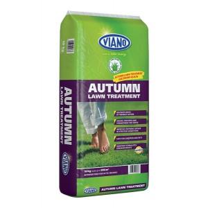 Autumn Lawn Treatment