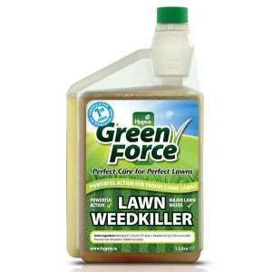 GreenForce Lawn Weed Killer 1 Litre