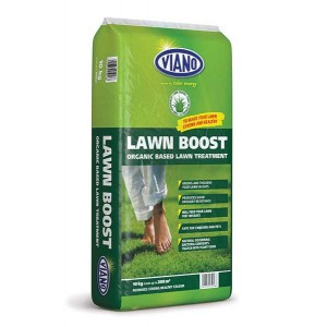 Lawn Boost - Organic Lawn Fertiliser for lawns with NO Moss