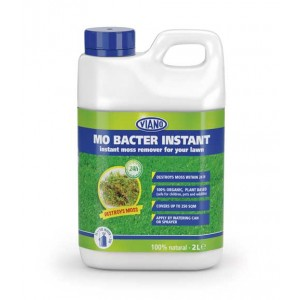 MO Bacter Instant Organic Lawn Moss Destroyer