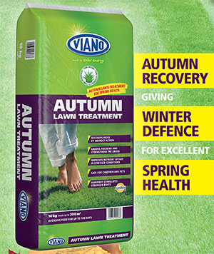 Autumn Lawn Treatment - winter defence